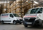 Vauxhall Movano Vans For National Windscreens